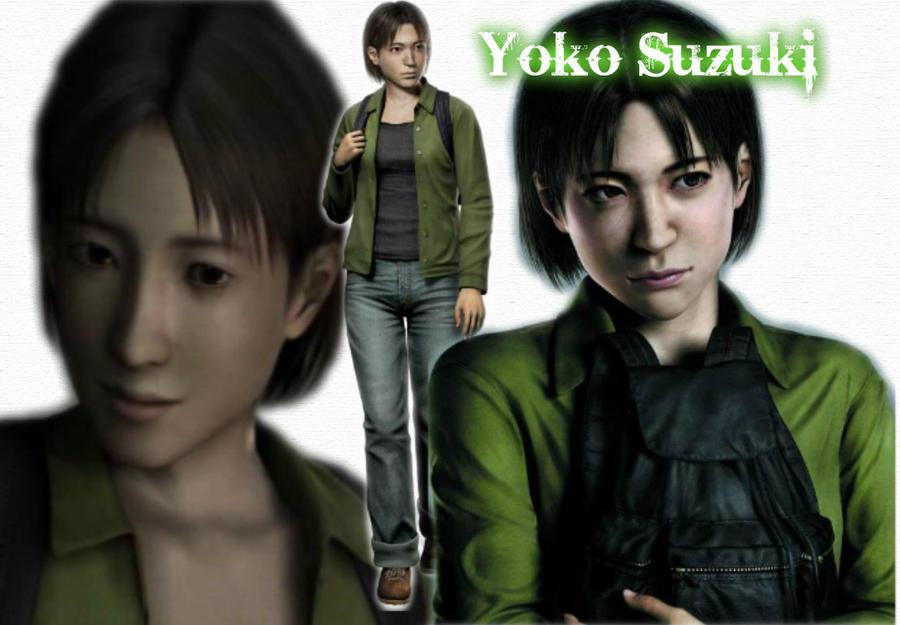 Yoko Suzuki by SandraRedfield on DeviantArt