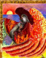 Arabian Nights by DeathMystery