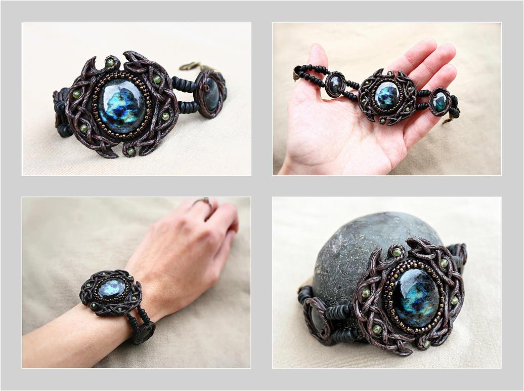 Azure Nebula by DeathMystery