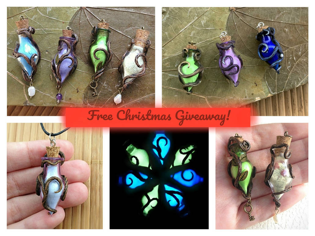 Free Crafts Giveaway! by DeathMystery