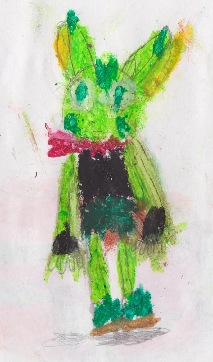 Carol Akward Colored by Theautisticonenamedm