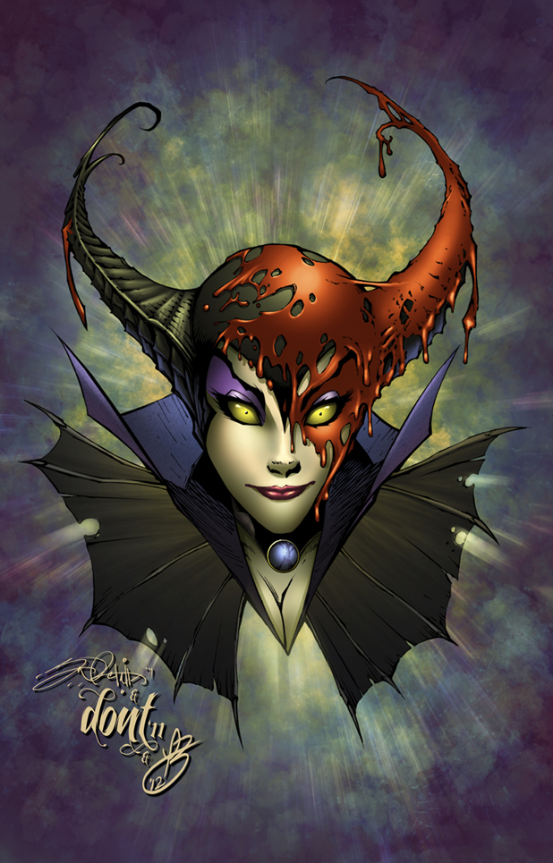 Maleficent by TimareeZadel