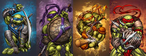 TMNT-Recolored