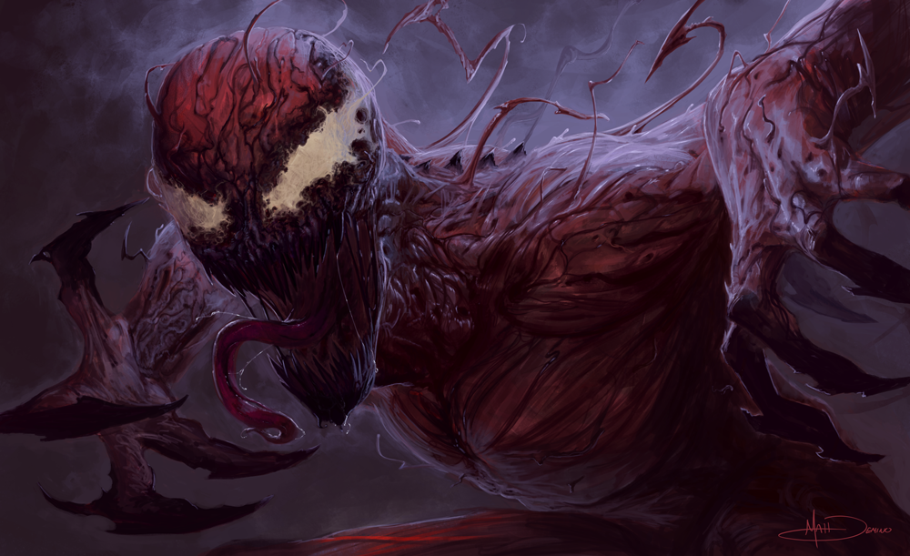 Carnage by MattDeMino