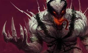 Anti-Venom by MattDeMino