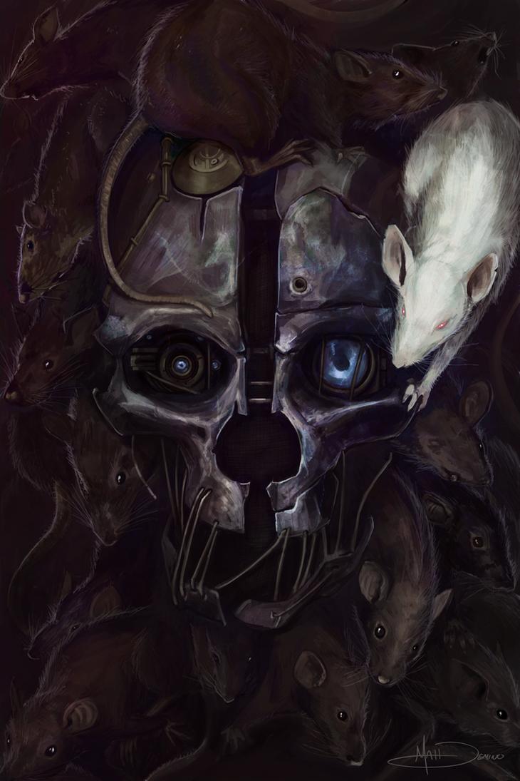 Dishonored by MattDeMino