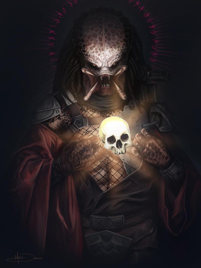 Sacred Hunt by MattDeMino
