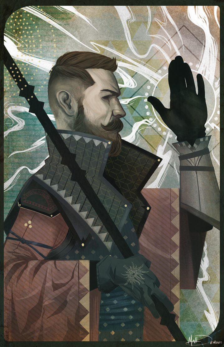 The Inquisitor by MattDeMino