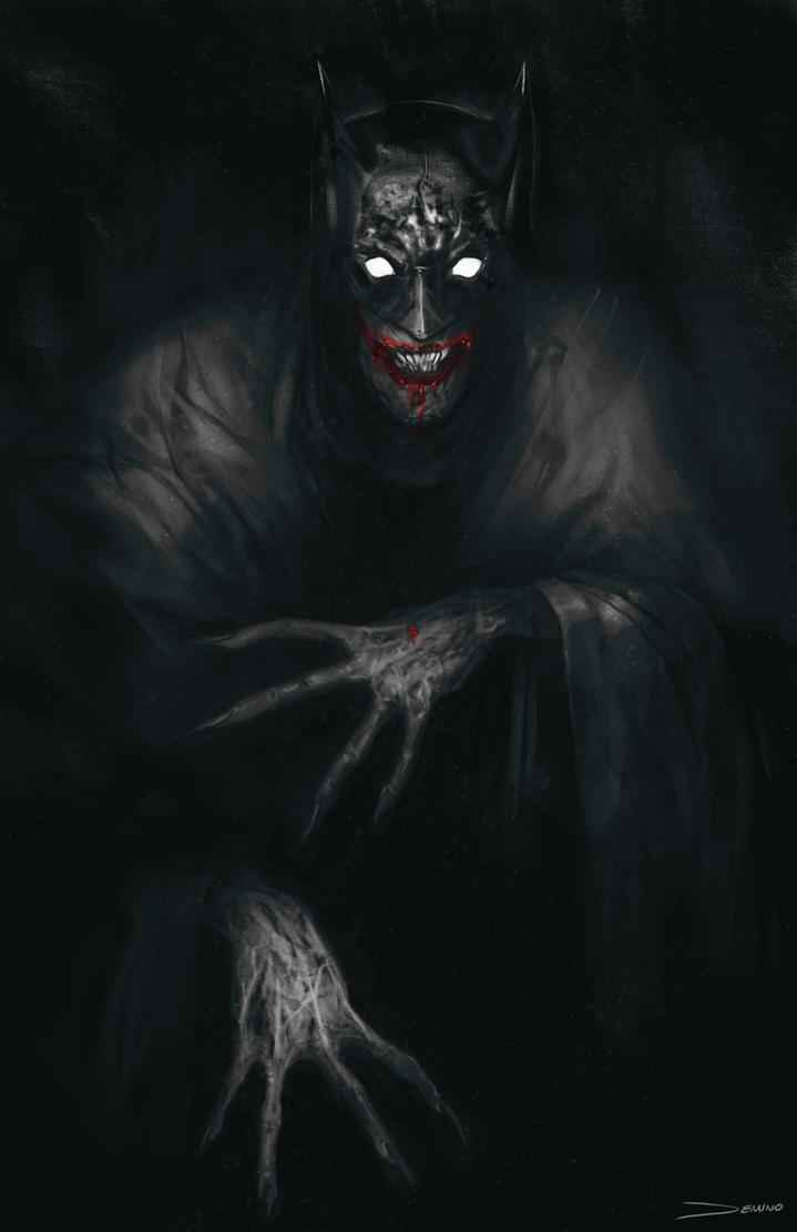 Batman by MattDeMino