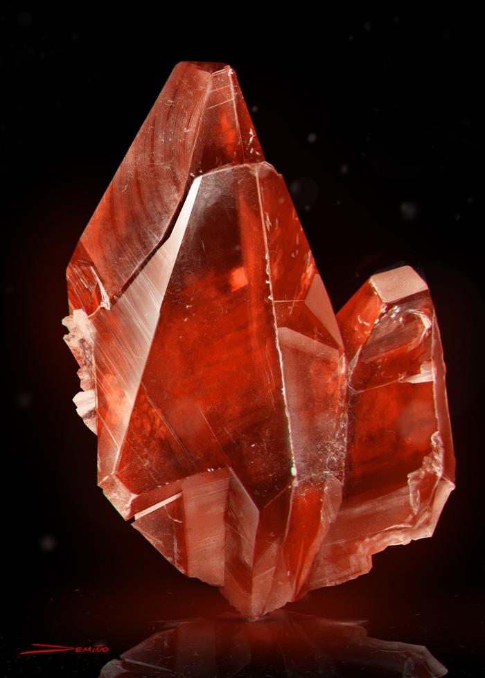 Crystal - Study by MattDeMino