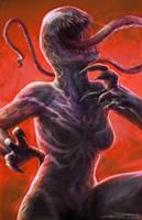 Venom - Commission by MattDeMino