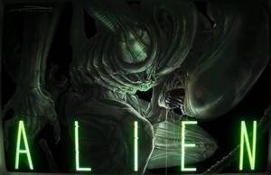 Alien Day 4.26.16 by MattDeMino
