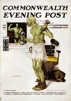 Fallout 4 Mr. Gutsy by MattDeMino
