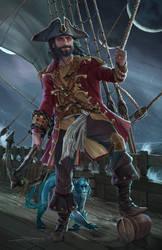 Captain Maelstrom