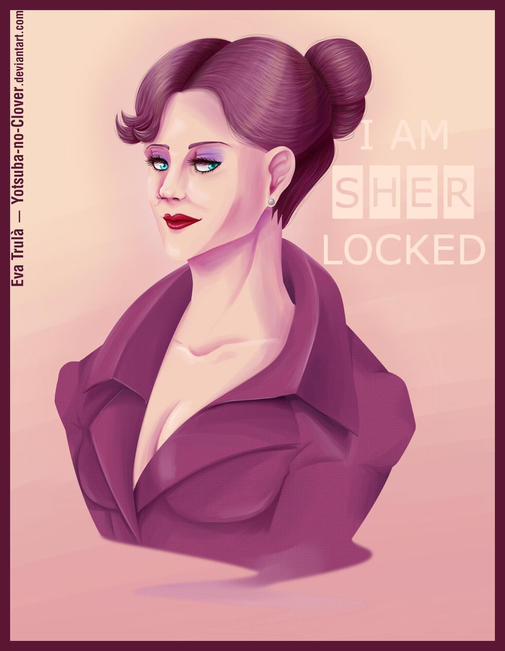 Sherlock - I AM SHERLOCKED by Yotsuba-no-Clover
