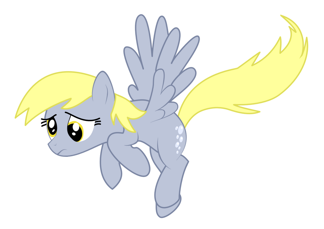 Derpy Hooves by NebulonB100