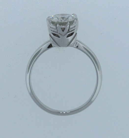 Decepticon Engagement Ring
