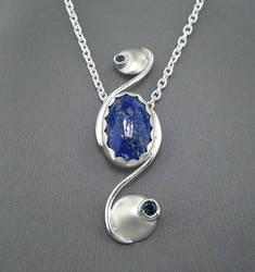 Lazuli Swirls by GipsonDiamondJeweler