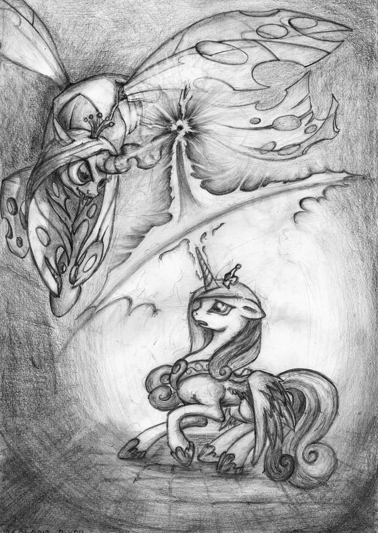 Chrysalis attacks by RainDH