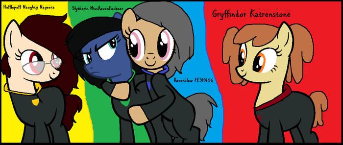 The Hogwarts Girls