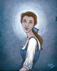 La Belle Dame dans la Lumiere