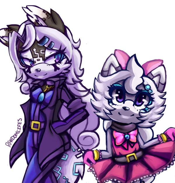 request- Sisters by RandomLifes