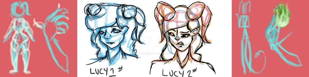 Lucy by Krimskii