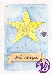 spider's star by Weena88