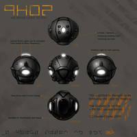 META concept - PHOZ Lightbot by Aerozopher