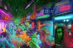 Cyberspace H46 WIP2