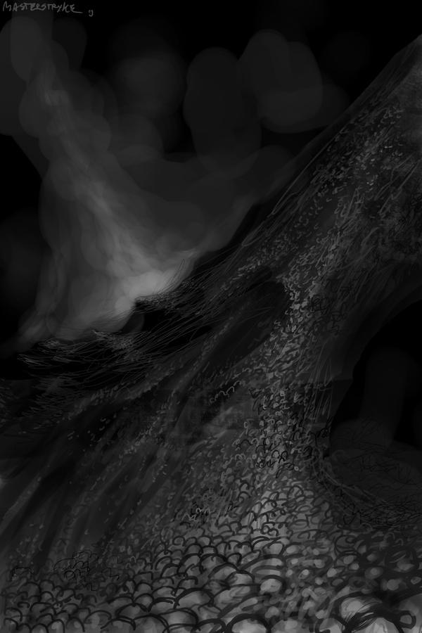 Dark Vision 1 - Skulls