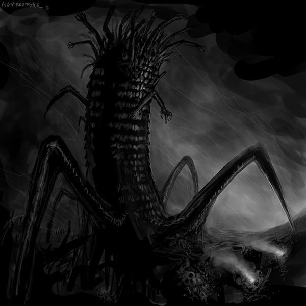 Dark Vision 3 - Drassilid