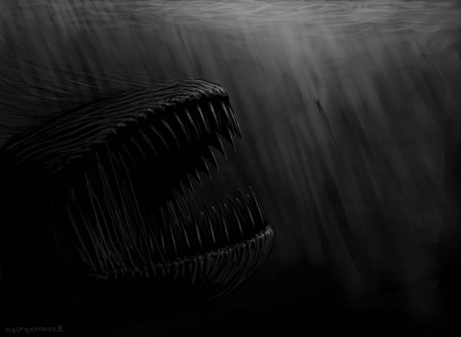 Dark Vision 5 - Leviathan by Aerozopher