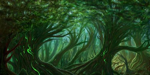 Ametaryum: Forest 1