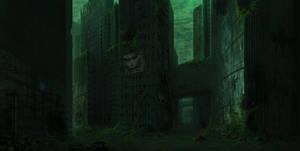 Wreckage Concept - City