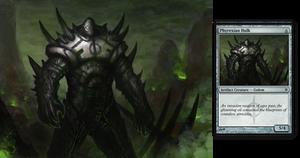 MTG-Redesign: Phyrexian Hulk