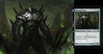 MTG-Redesign: Phyrexian Hulk by Aerozopher