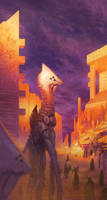 Resurrection: Desert Riders by Aerozopher