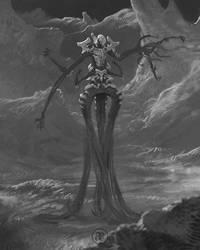 MTG: Eldrazi Titan Concept