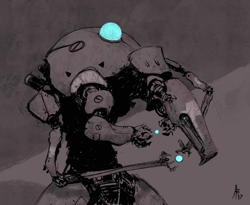 http://aerozopher.deviantart.com/art/Sphere-Droid-660086774