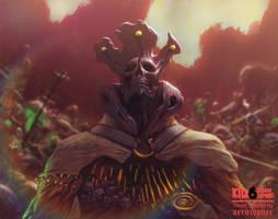 Preem Arat (Kill 6 Billion Demons) by Aerozopher