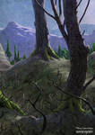 Dusk Hills