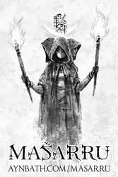Masarru - Hekate Trikephalic