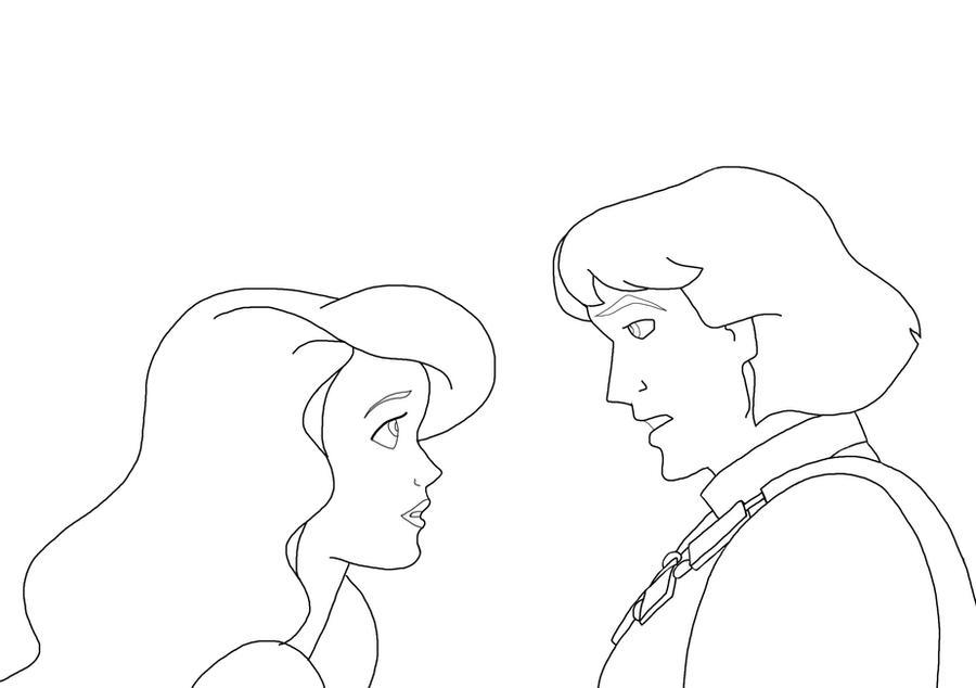disney swan princess coloring pages - photo#14