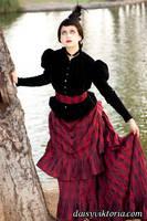 Victorian Lady by DaisyViktoria