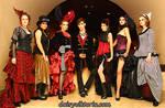 Steampunk Models by DaisyViktoria