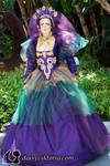 Elizabethan Faerie Queen by DaisyViktoria