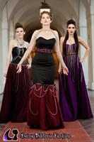 Fairytale Chains Gowns by DaisyViktoria