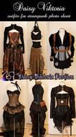 Steampunk Outfits by DaisyViktoria