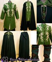 Male Elf Costume by DaisyViktoria